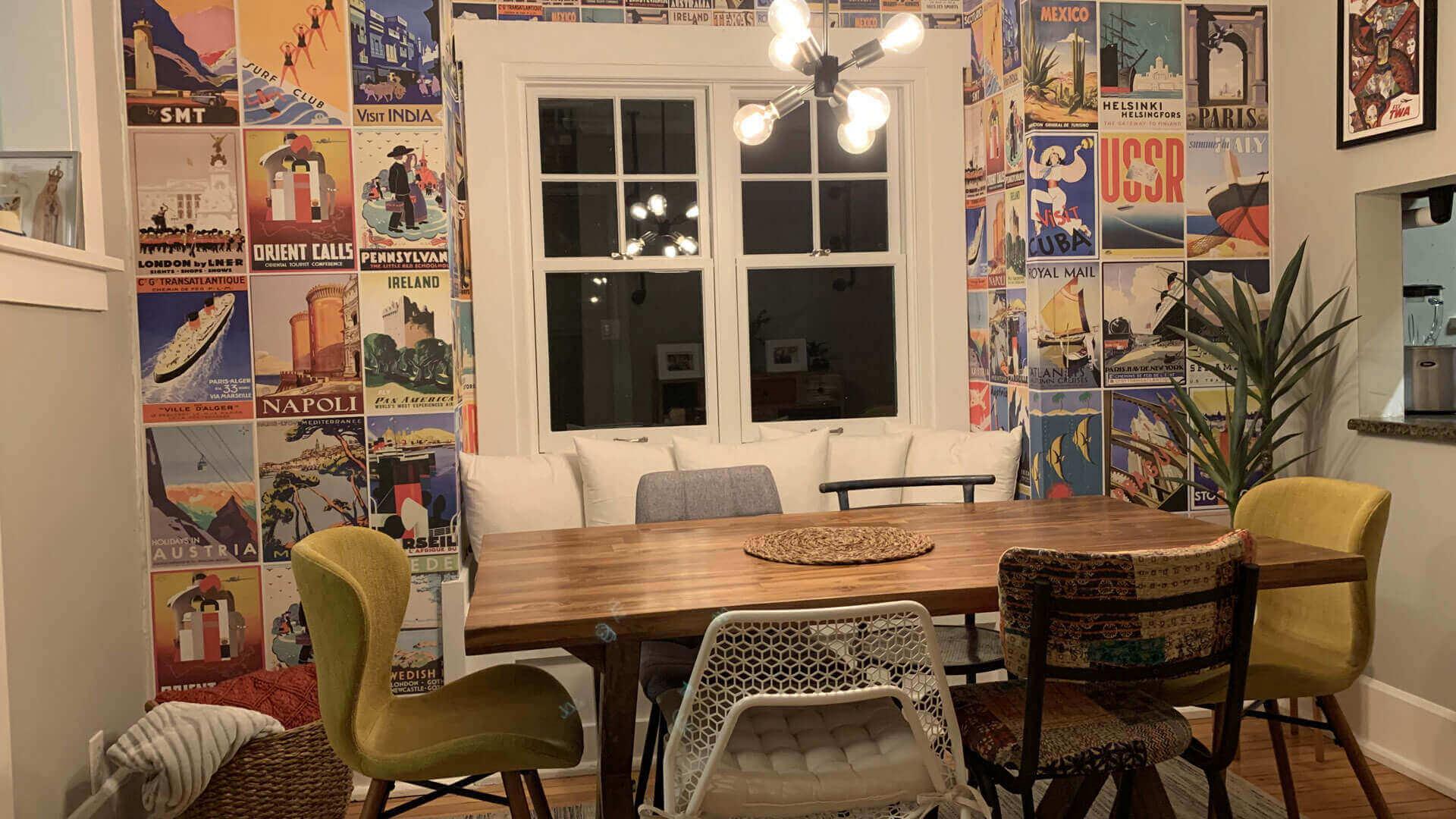 Denver Wallpaper Installation, Wallpaper Company and Wallpaper Hanging
